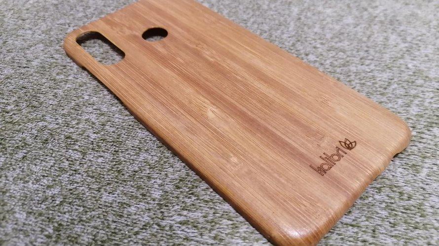 木製スマホケース kalibri