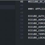 EC-CUBEで管理画面のURLが分からなくなったらコレを見よ!